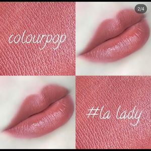 Colourpop Lipsticks La Lady Brand New